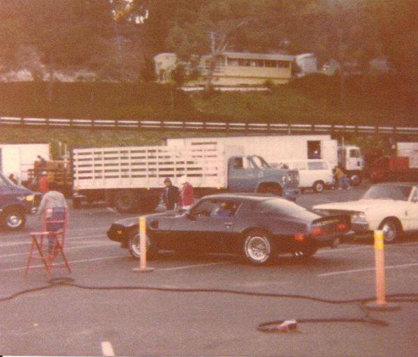 Rockford Files: On The Set In 1979