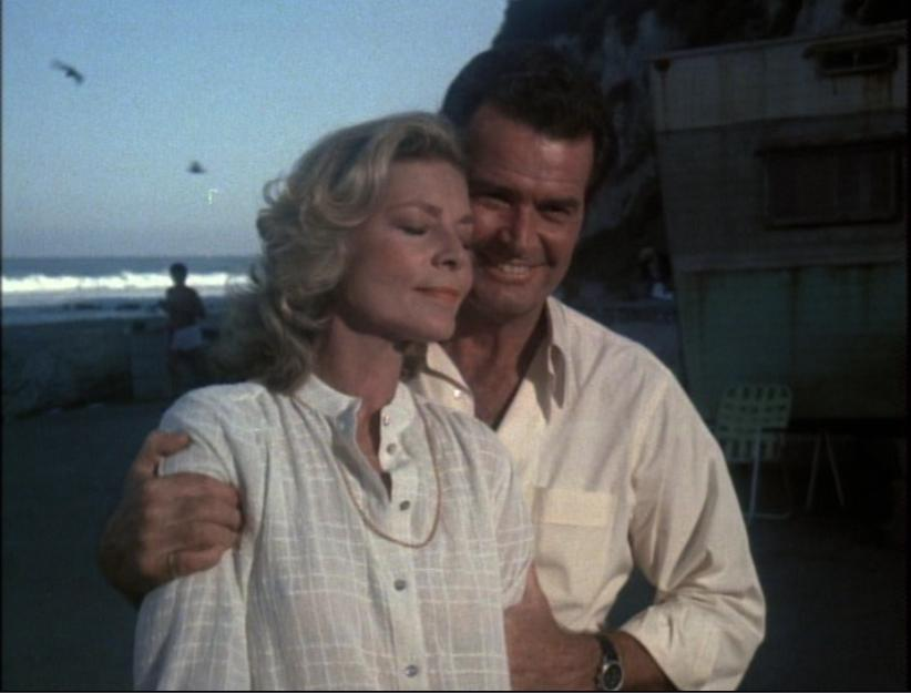 Lauren Bacall on the rockford files