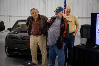 Ron Martinez and Jim Morris
