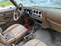 Roll bar holder driver floor board   circled in RED